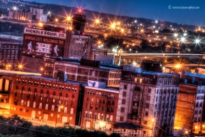 Kansas City's West Bottoms
